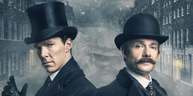 """""""Sherlock""""-Special kommt zu Ostern im Ersten"""