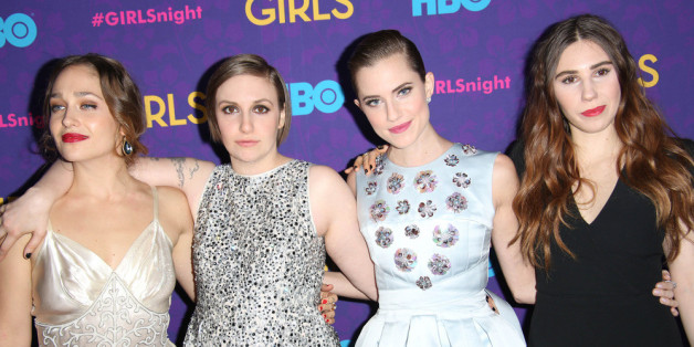 "Lena Dunham plant eine ""Girls""-Reunion"