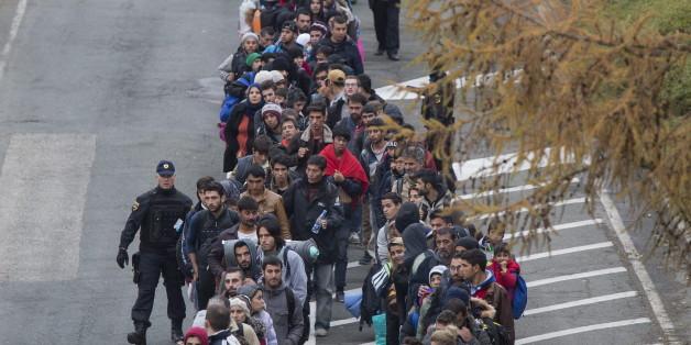 Österreich will die Zahl der Flüchtlinge massiv verringern.