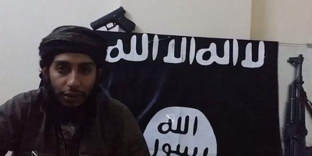 Abdelhamid Abaaoud apparaît dans la vidéo diffusée par Daech le 24 janvier 2016