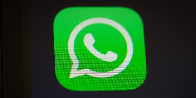 A screen shot of the popular WhatsApp smartphone application is seen after a court in Brazil ordered cellular service providers nationwide to block the application for two days in Rio de Janeiro, Brazil, on December 17, 2015. The unprecedented 48-hour blockage was to implement a Sao Paulo state court order and was to take effect at 0200 GMT Thursday, although it was not immediately clear if service providers would acquiesce to the order.The court said WhatsApp had been asked several times to coo