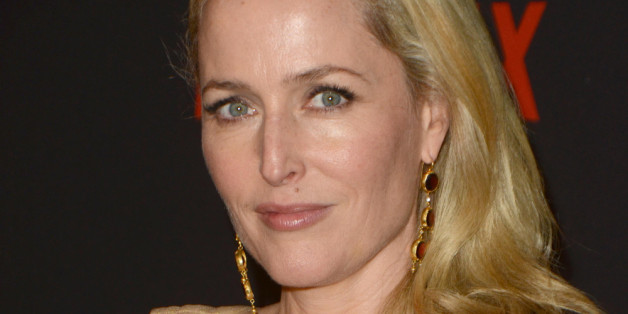 Akte-X Star Gillian Anderson