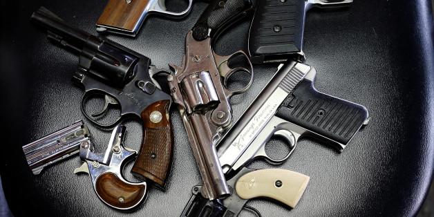 Illegale Waffen gibt es für Spottpreise