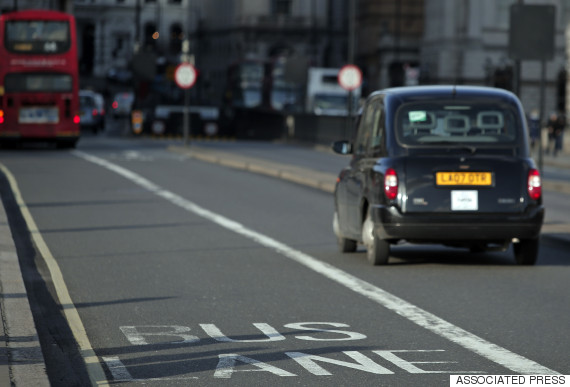 Electric Cars In Nottinghamshire And Derby Will Have Access To Bus Lanes