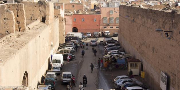 A Marrakech, un parking à étages pour régler les problèmes de stationnement