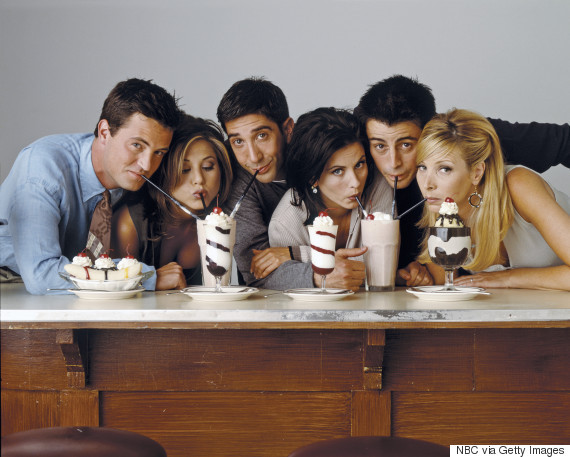 friends nbc