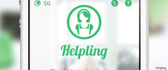 helpling app