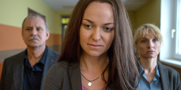 Zschäpe (gespielt von Lisa Wagner) ist am Dienstagabend auf dem ZDF zu sehen.