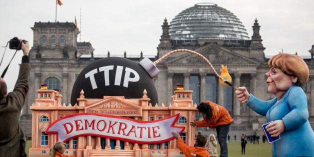 Nun erhalten nationale Parlamente Einsicht in die umstrittenen Verhandlungsdokumente des Freihandelsabkommens TTIP.