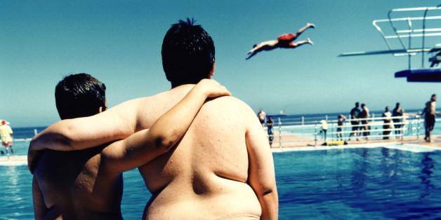 Fettleibigkeit bei Kindern ist weltweit ein Problem