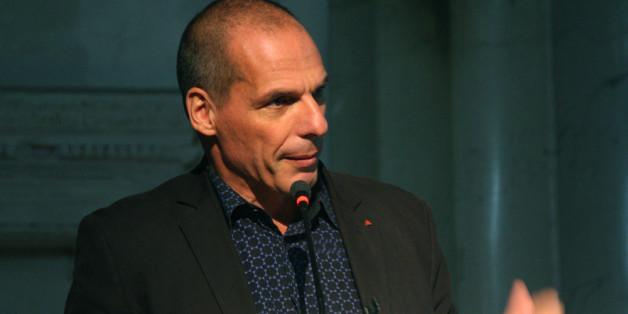 Greek-Australian economist. Moscow, 2015