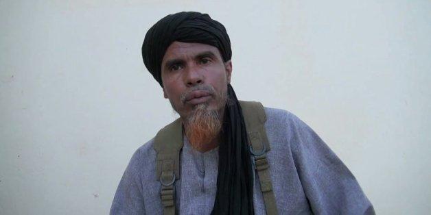 "Omar Ould Hamaha, chef militaire d'AQMI, dans le documentaire ""Salafistes"""