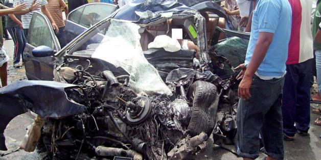 Baisse de plus de 16% du nombre d'accidents de la route en