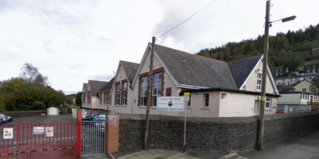 Alltwen Primary School in Pontardawe, Neath Port Talbot, has even barred teachers from eating chocolate in the staff room