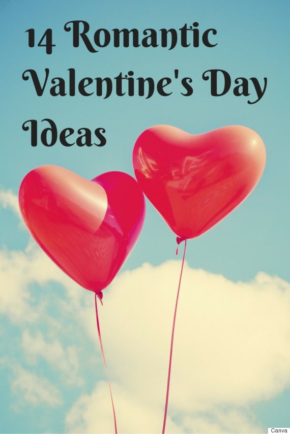 romantic valentines day ideas
