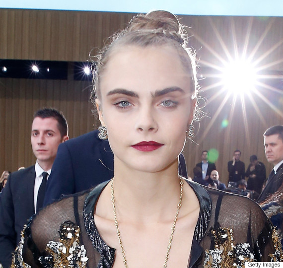 Growing Out Your Brows You Might Like To Read This Huffpost Australia