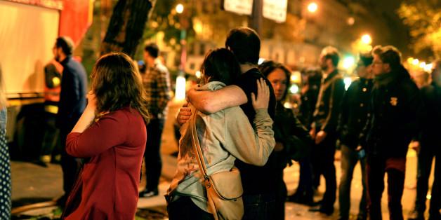 Nach den Terroranschlägen vom 13. November in Paris