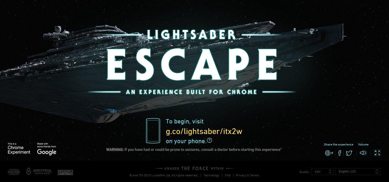 lightsaber chrome