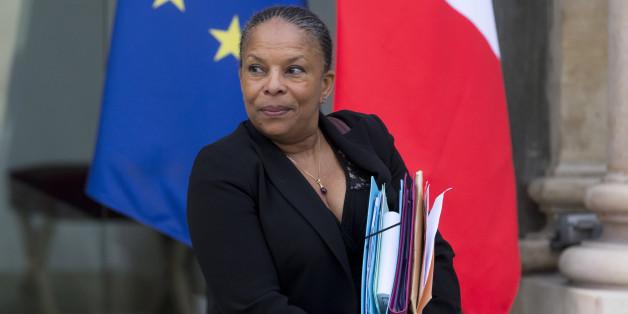 Christiane Taubira a démissionné du gouvernement.