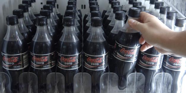 Eine Flasche Coke Zero wurde einer Frau zum Verhängnis.