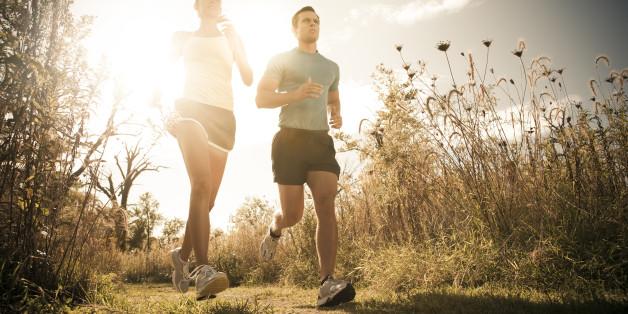 Körperliches Training kann auch das Gehirn fit halten.