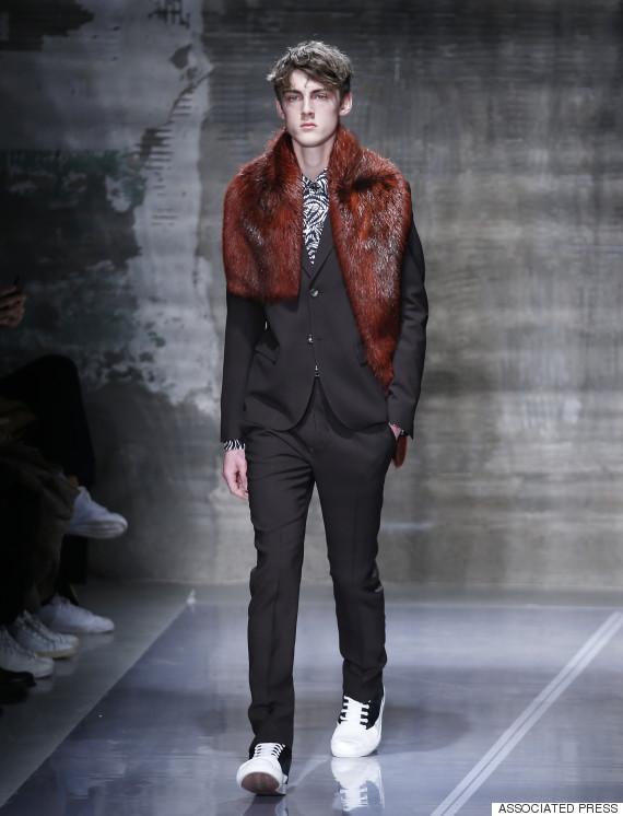 Men's Fashion Week 2016: Fur On The Catwalk In 60% Of ...