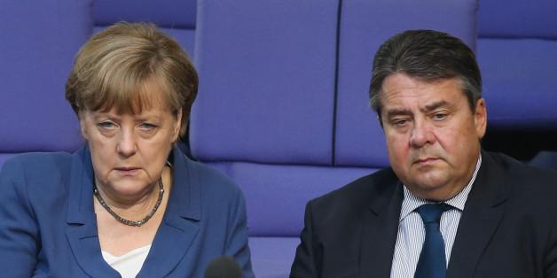 Die meisten Deutschen trauen den Parteien nicht mehr