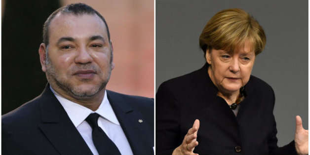 Mohammed VI et Angela Merkel décident de rapatrier les migrants clandestins marocains