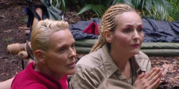 Brigitte Nielsen musste das Dschungelcamp verlassen