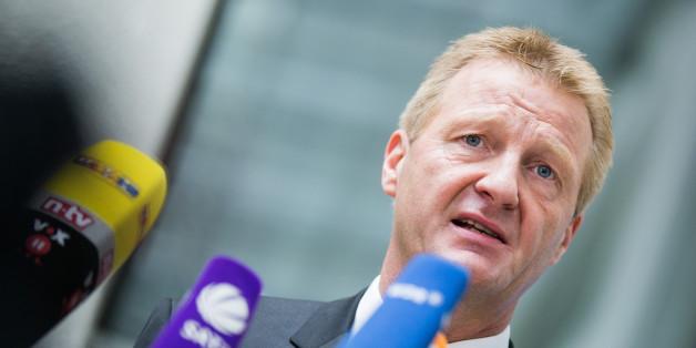 Der nordrhein-westfälische Innenminister Raf Jäger