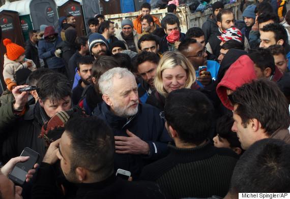 corbyn calais