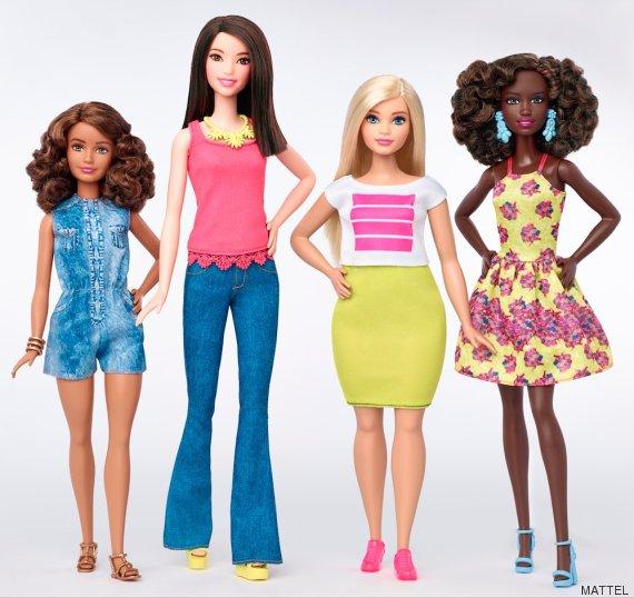 barbie cuerpo nuevo