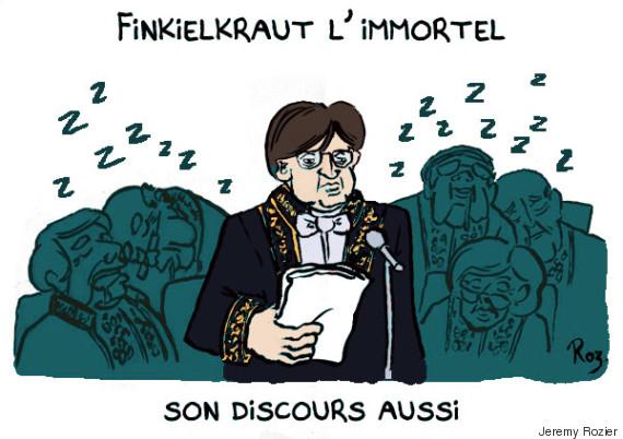 finkielkraut academie francaise