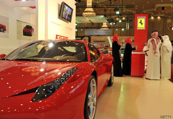 arabia coches