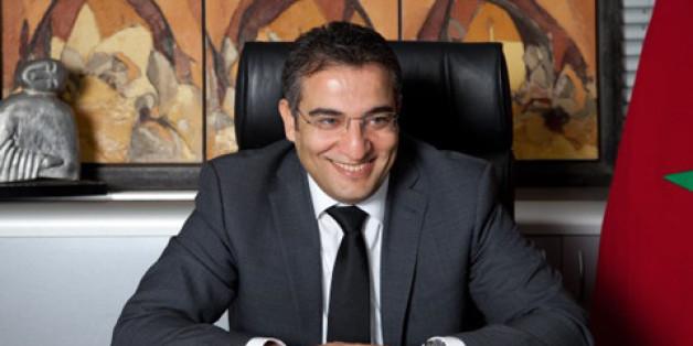mad Barakkad, président du directoire de la Société marocaine d'ingénierie touristique (SMIT)