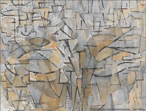 pintura nº 4 composição 3 1913