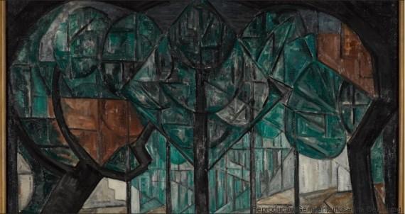 jacoba van heemskerck bosque 1913