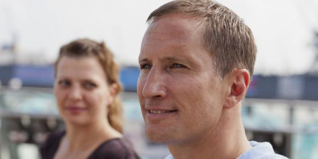 Der fast perfekte Mann: Ulf Kramer mit Freundin Anni