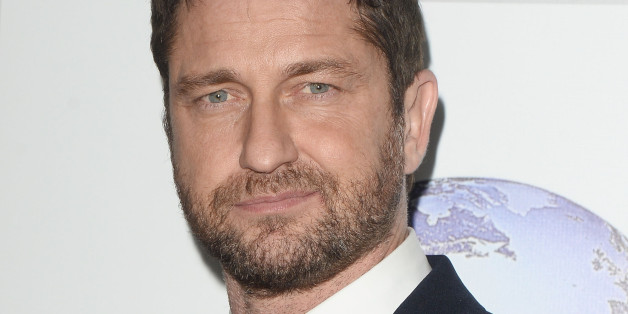 Gerard Butler bei der Golden Globes Party 2016