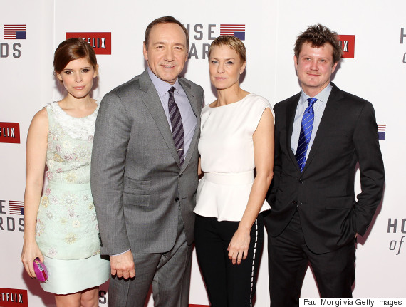 beau willimon spacey