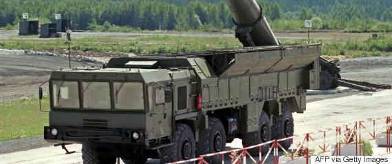 iskander missiles