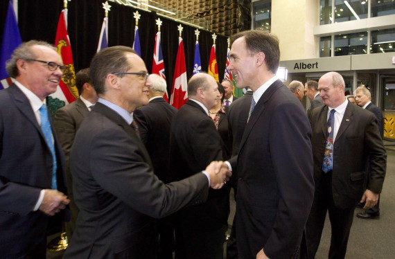 bill morneau joe ceci alberta