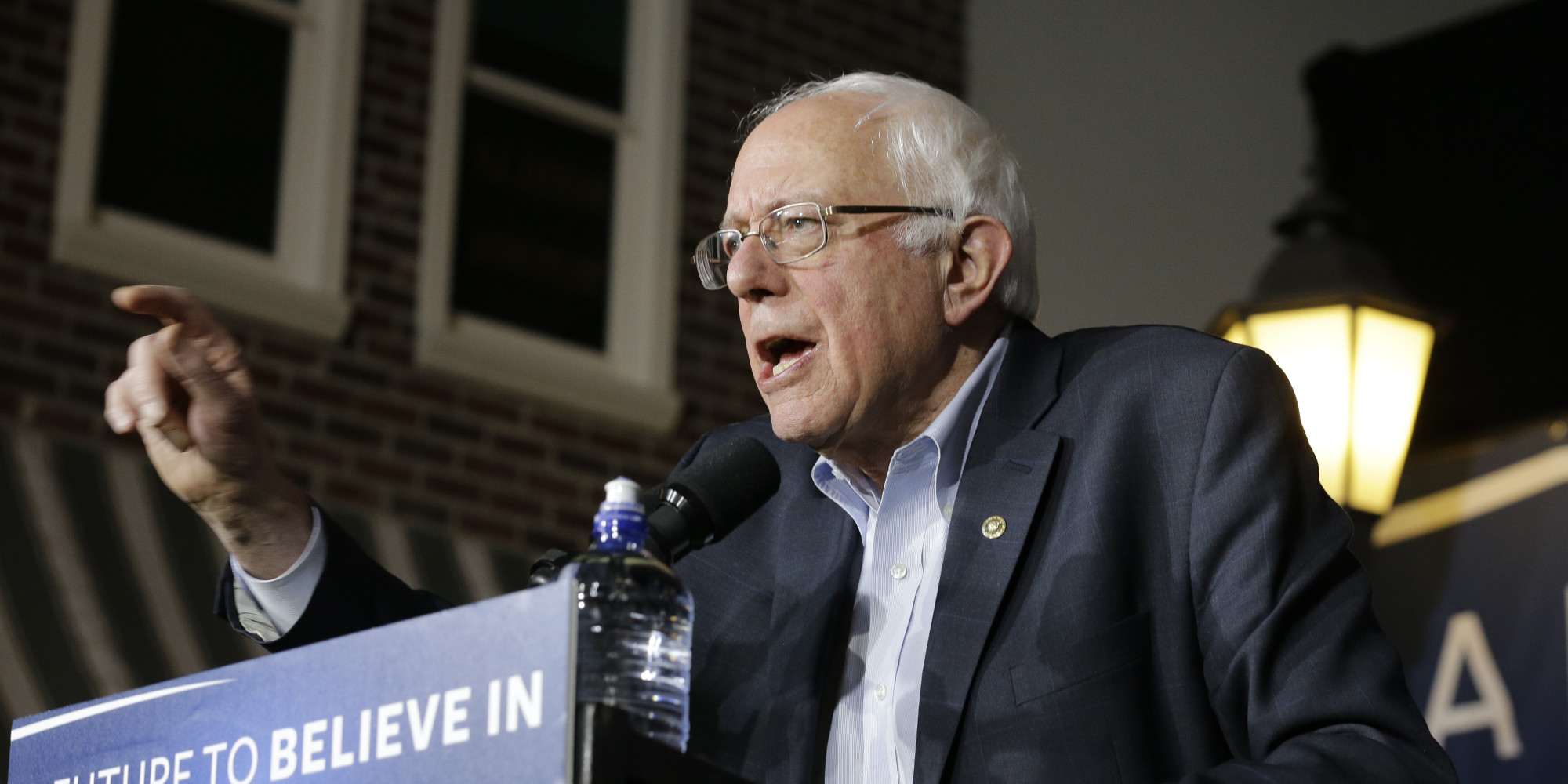 an analysis of the campaign apparatus of senator bernie sanders All news & analysis what most distinguishes vermont sen bernie sanders from other presidential candidates is the fact bernie 2016: pro-sanders: campaign:.