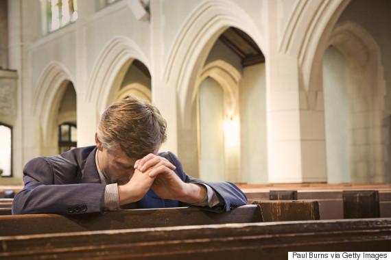 christians pray