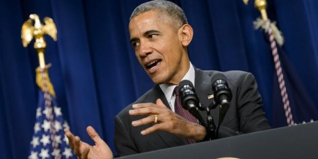 Le président Barack Obama à Washington, le 29 janvier 2016