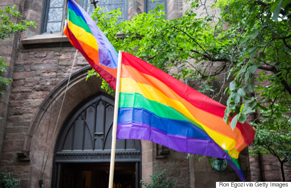gay marriage church