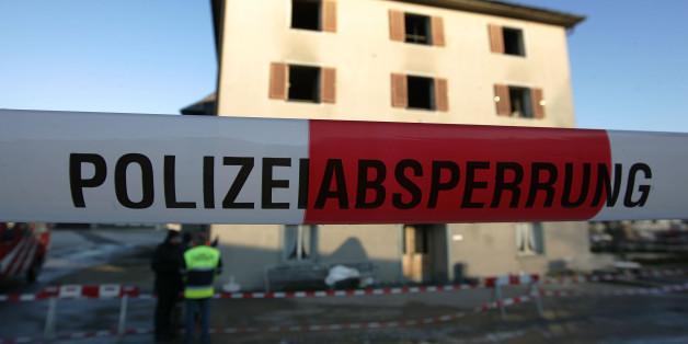 Schüsse auf ein Flüchtlingsheim