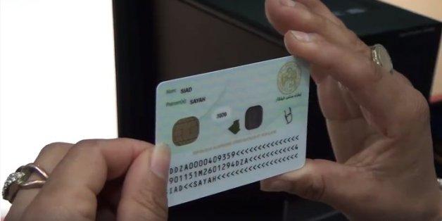 Carte Algerie Biometrique.Il Est Desormais Possible De Demander Sa Carte Nationale