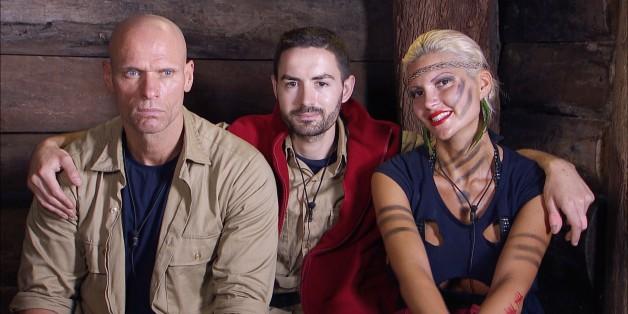 Die Finalisten vom Dschungelcamp