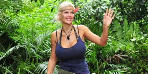 Sophia Wollersheim hat das Dschungelcamp als Vizin verlassen